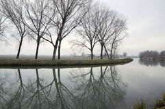 река 2 Стоковое Изображение RF
