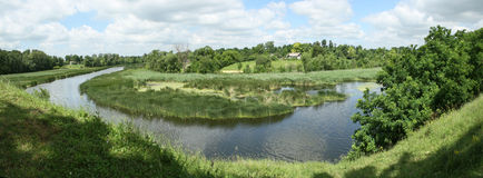 река Стоковое Изображение RF