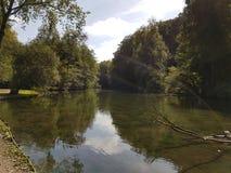 Река Стоковые Изображения RF