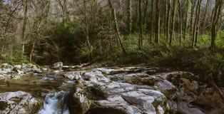 Река Agura Стоковая Фотография RF