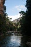 Река Akchour Стоковые Фото