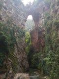 Река Akchour Стоковая Фотография
