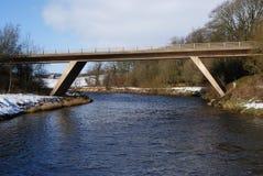Река annan эстакады Стоковые Фото