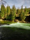 Река Aries стоковое изображение