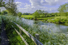 река avon Стоковые Изображения RF