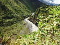 Река Baños Стоковая Фотография RF