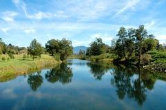 река bellinger Стоковое Изображение