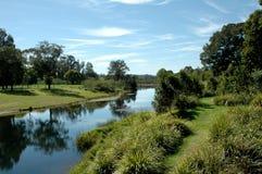 река bellinger Стоковая Фотография