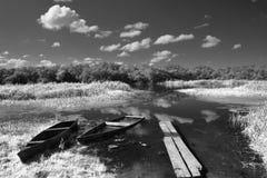 Река Berezina стоковое изображение