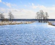 река bight Стоковые Изображения RF