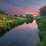 Река Bistraya Стоковые Фото
