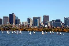 река boston charles Стоковая Фотография