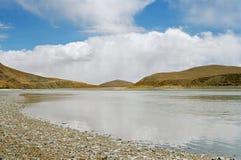 Река Brahmaputra Стоковые Фотографии RF