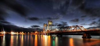 река clyde моста Стоковые Фотографии RF