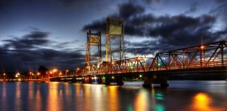 река clyde моста Стоковая Фотография
