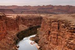 река colorado Стоковое Изображение