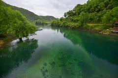 Река Crnoevic Стоковое Изображение RF