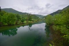 Река Crnoevic Стоковые Изображения RF
