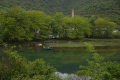 Река Crnoevic Стоковое Фото
