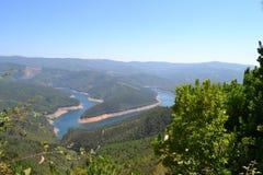 Река dacing Стоковые Фотографии RF