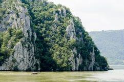 река danube Стоковое фото RF
