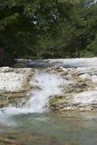 Река Dede в Tuapse Стоковые Фотографии RF