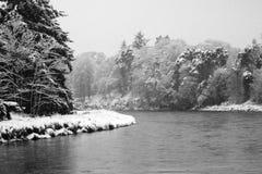 Река Dee стоковое изображение rf