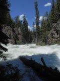 Река Deschutes - централь ИЛИ Стоковое фото RF