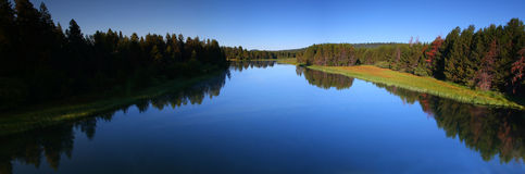 река deschutes Стоковое фото RF