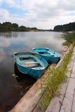 река desna Стоковое Фото