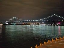Река Detroit Стоковые Фото
