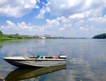 Река Dnipro Стоковая Фотография RF