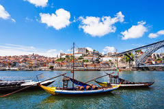 Река Douro Стоковое фото RF