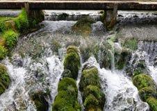 Река Gacka Стоковые Фотографии RF
