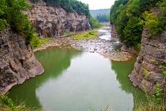 Река Genesee Стоковая Фотография RF