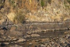 Река Gredos Стоковая Фотография RF