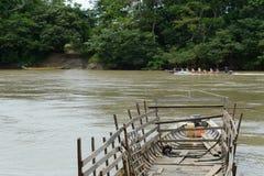 Река Guayabero стоковое фото