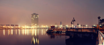 Река Han Стоковое Фото