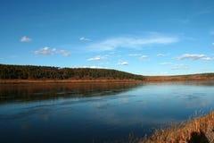 река heilongjiang стоковое фото rf