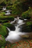 река huntava стоковое фото