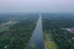 Река Ichamoti стоковое изображение rf