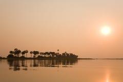 река kafuie Стоковые Изображения RF