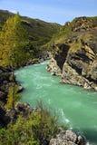 река kawarau Стоковые Фото