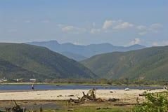 река keurbooms стоковые изображения rf
