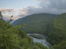 Река Kodor Стоковое Изображение RF
