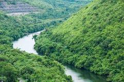 Река Kwai Стоковое Фото