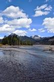 Река Lamar Стоковые Изображения