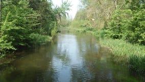 Река Lambourn Стоковые Фотографии RF