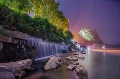 Река Li стоковое изображение rf