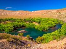 Река Limay Стоковое Фото